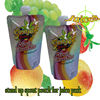 stand up juice spout pouch/Aluminum foil spout pouc for juice pack