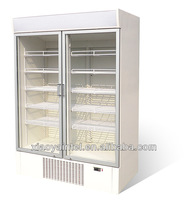China Little Duck commercial drink cooler refrigerator Fresh Meadows with CE certification