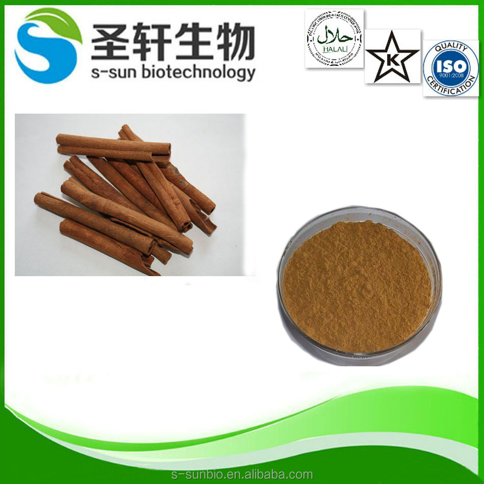 Cinnamon Bark Extract powder with cinnamon Flavones