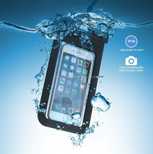2017 Top sales for iPhone Waterproof Case, PVC Waterproof Bag,Waterproof Phone Pouch for Summer