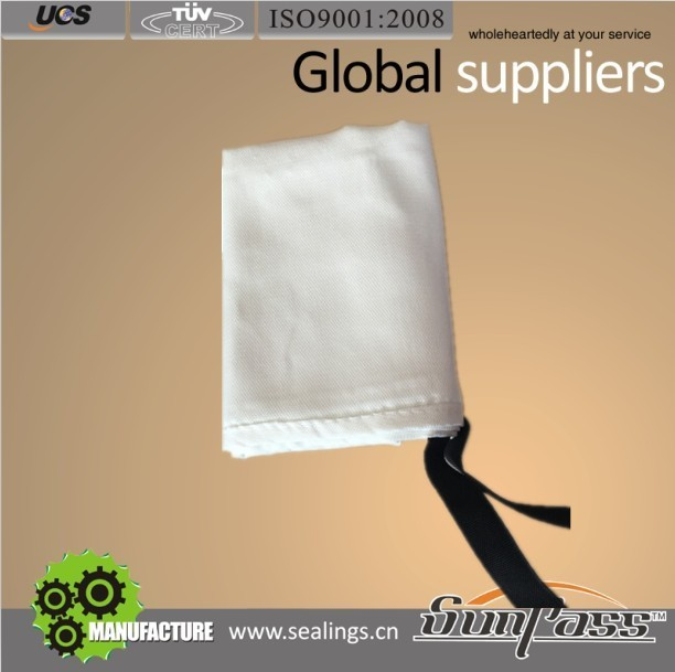 Heat and Cold Resistant Material PVC bag Fire Blanket