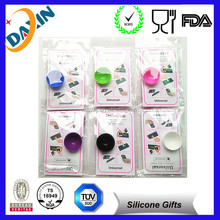 Hot promotional wholesale silicone phone stand with 3M gum