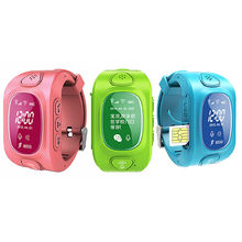 android monitor sos panic button watch gps tracker for kids