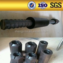 950/1050 N/mm2 Temporary bar anchor For Prestressing with anchor nut