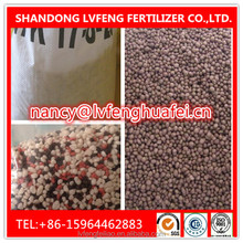 NPK MIXED BLEND FERTILIZER 25=0=21