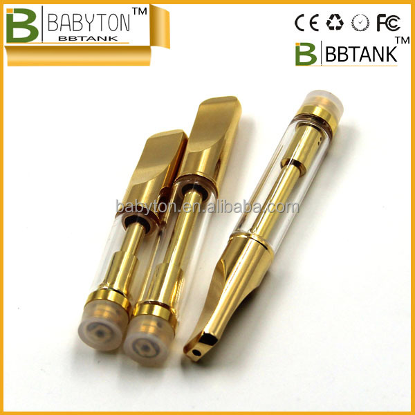 Most popular OEM/ODM replacement 510 screw thread vaporizer atomizer best 510 thread with CE FCC ROHS