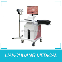 Advanced digital CCD camera electronic video colposcope/colposcopy