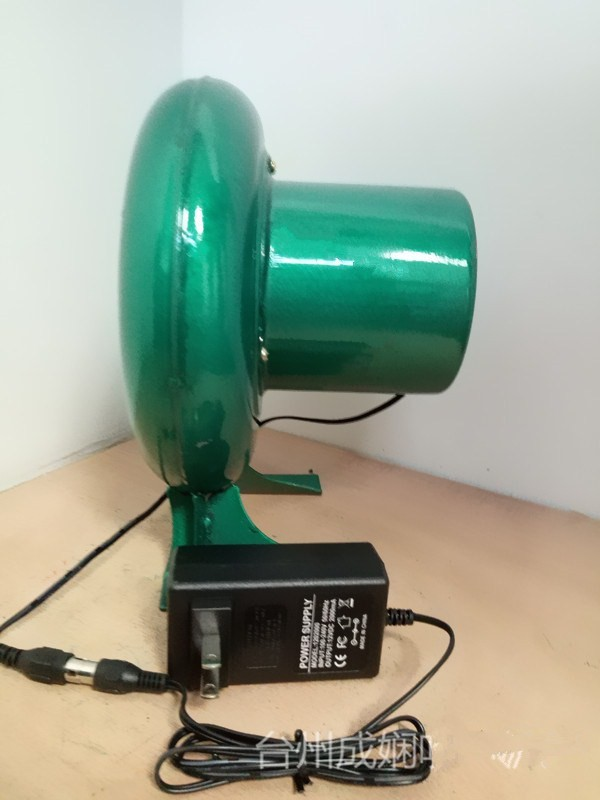 600w Fan Centrifugal Iron Blower Electric