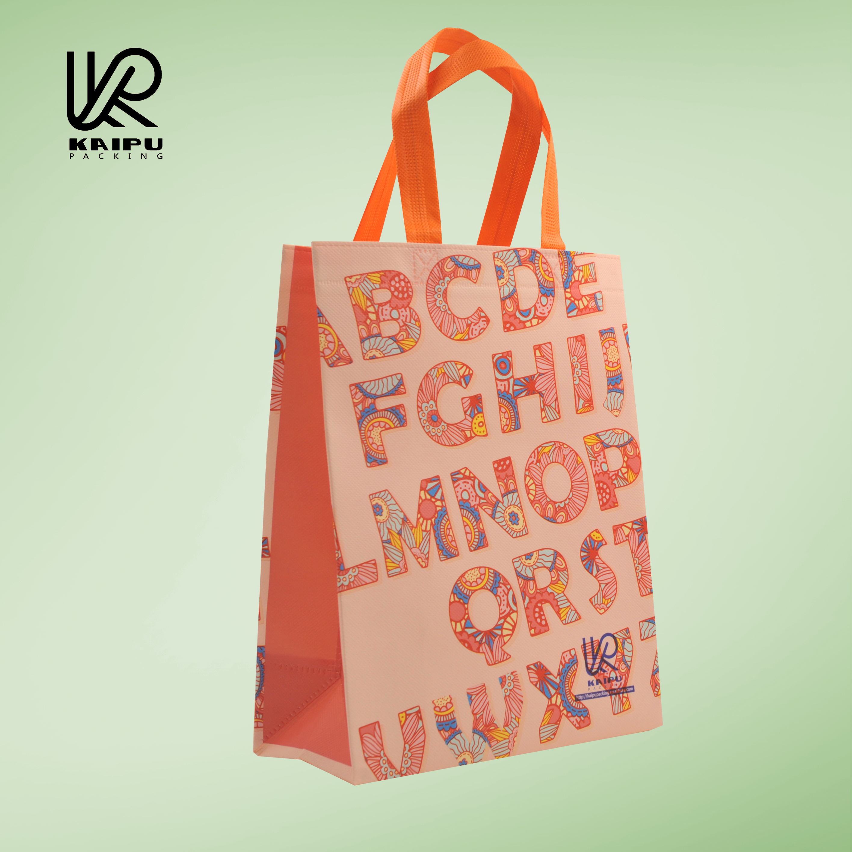 China manufacturer girls felt cheap non woven tote bag for wholesales