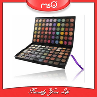 MSQ Hot Sale 120 colors #3 Eyeshadow Palette Wholesale Makeup