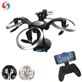 Best Selling Folding Mini RC Flying Ball Drone Toy with 30P/200P Camera WiFi RC Quadcopter for Beginner Kids Helicopter 3D Flips