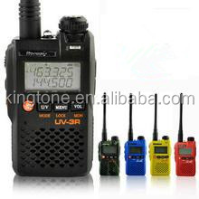 BAOFENG UV-3R Walkie Talkie Handheld Transceiver Two Way Radio Amateur Radio