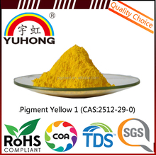 Color Pigment Yellow 1(CAS 2512-29-0) Factory and Manufacturer for Ink,Paint and Plastic