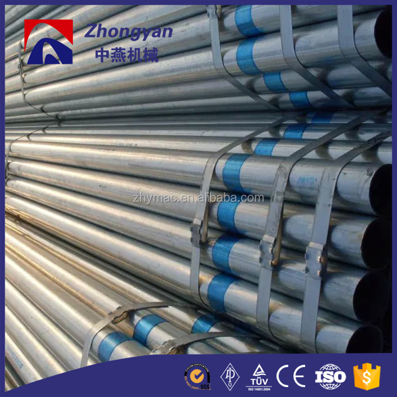 3 inch schedule 40 gi pipe threaded galvanized steel pipe for irrigation