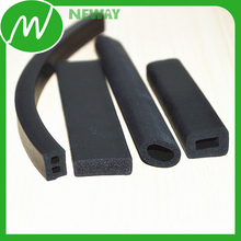 Custom Closed Cell Foam Extruded Silicone Rubber Seal