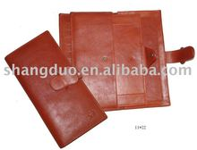 Westen Old Fashion Pure Leather Clutch Wallet for Ladies