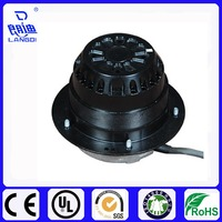 72mm 230V AC Small Electric Metal powerful motor for centrifugal fan in high efficiency CE/CCC