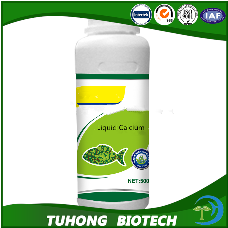 Micronutrients mixture highly effective organic bio agriculture calcium liquid fertilizer