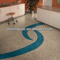 A Good Variety And Waterproof Marble PVC Flooring,PVC Floor Tile Roll