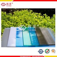 GREENHOUSE COVER 4mm POLYCARBONATE SHEETS