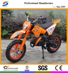 DB003 Hot Sell motorcycle chopper /49cc Mini Dirt Bike for kids