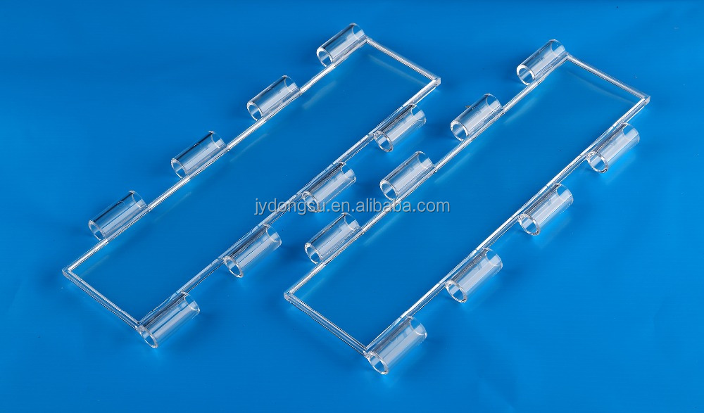 A12*250 best discount clear PC stainless steel tube interior plastic rolling gate