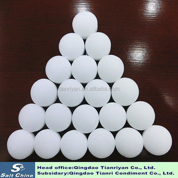 Water Softening Salt Water treatment agent salt tablets