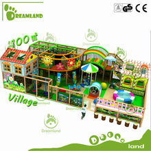 Dreamland indoor playground equipment for family fun centers