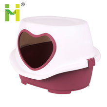 plastic cat kennel pvc dog pet kennel