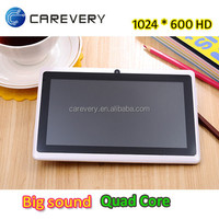 "High resolution 7"" cheap quad core tablet pc/ wifi 7 inch tablet android mid laptop computer"