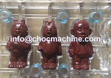 chocolate lolly moulds
