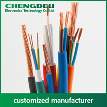 UL1930Teflon PFA insulation bare copper 10AWG 16AWG 22AWG 24AWG 28AWG 600V high temperature electric wire cables
