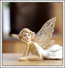 small plastic fairy figurines, small pvc fairy figurines, plastic fairy figurines