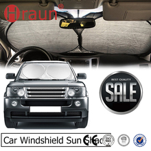 Premium Automatic Car Front Windshield Sun Shade