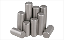 Custom GB119 stainless steel cylindrical pin / fixed pin/ dowel pin /solid core pin M4, M5