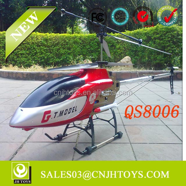 "Two Speed 134CM 53"" Extra Large GT QS8006 Rc Helicopter"