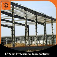 Cheap Standard Steel Structures Metallic For