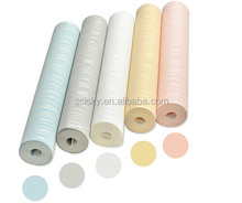 Stripe line pvc wallpaper the cheapest pvc wallpaper colorful wallpaper