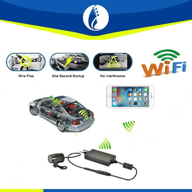 WiFi Car Rearview Camera Wireless Back Up Reserve IP66 Waterproof Cam Supporting Android
