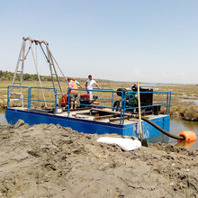 China Direct Manufacturer Small Sand Dredger