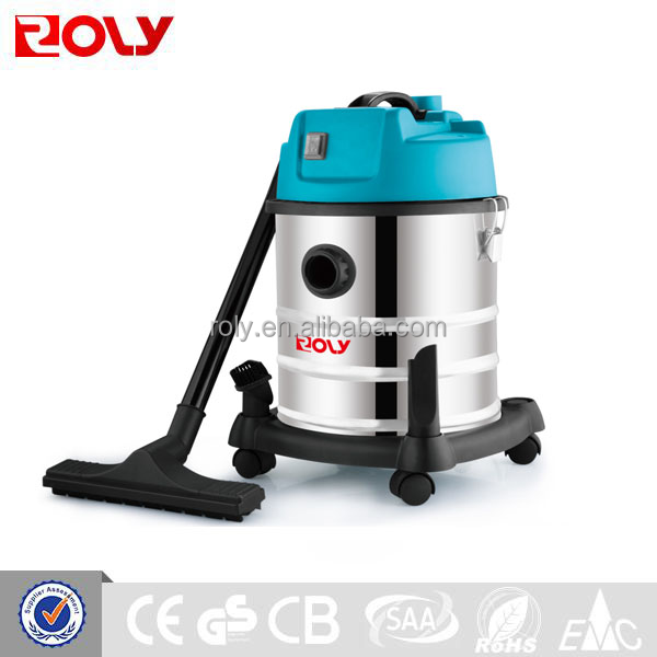 008 20L silent big power household wet dry vacuum cleaners