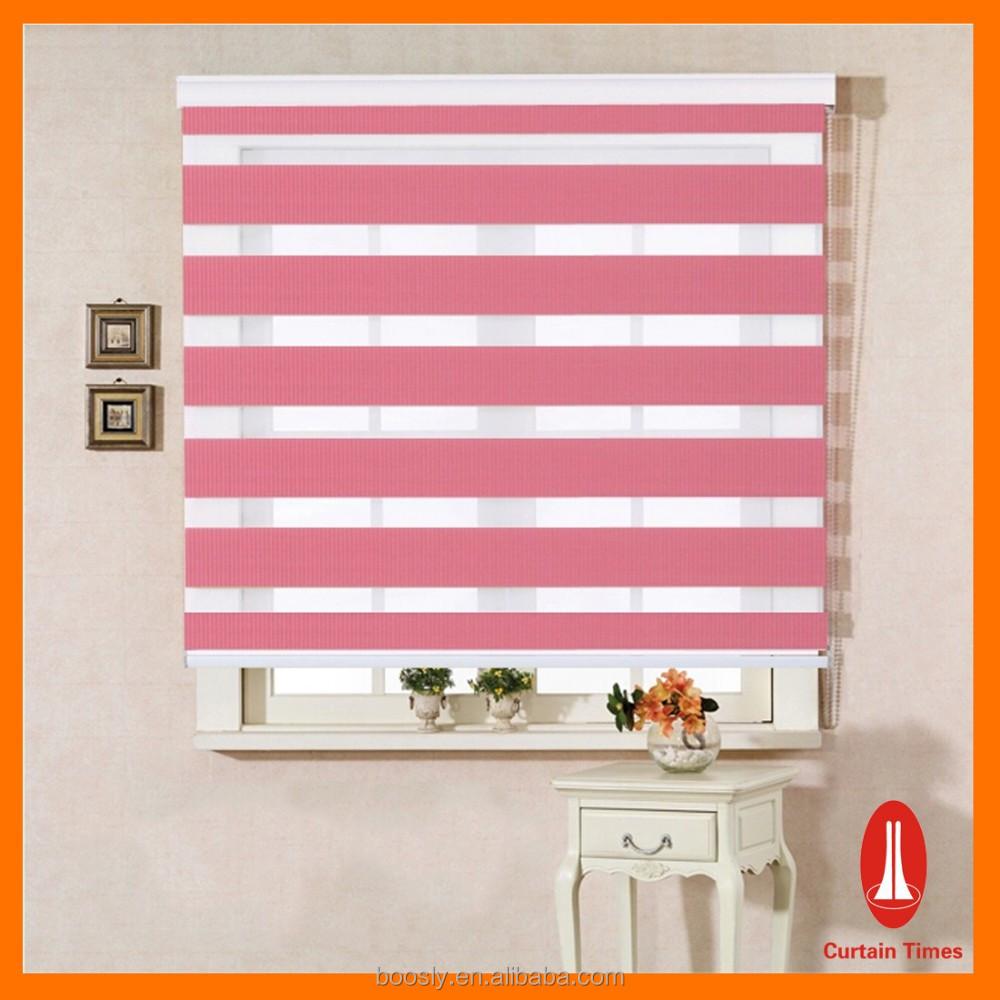 zebra wohnzimmer:doppelschicht handbuch zebra blind für wohnzimmer-Fensterladen