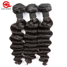 Wholesale Price 100% human hair extensions Grade 8A Deep Wave Brazilian Human Hair