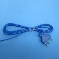 Electrosurgical Cable and connector