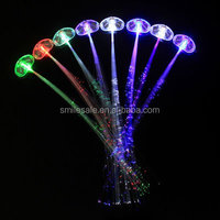 Wholesale Popular led hair braid led hair accessories for wedding/party