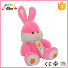 wholesale easter gift Bunny rabbits with scarf