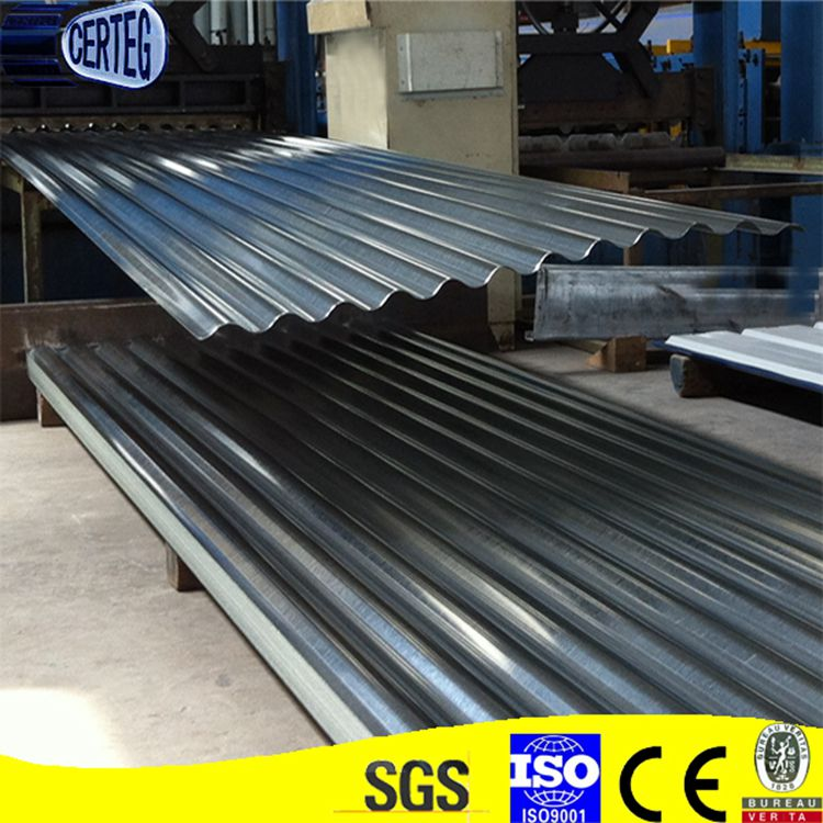 Excellent steel decoration GI metal roofng sheets roofing tile