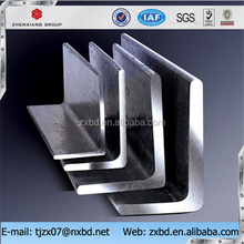 on line hot rolled mild steel equal/unequal angle piece best angle bar iron
