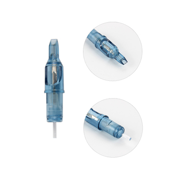Professional Transparent Disposable Premium Sterilized Tattoo Needles Cartridge For Body Art