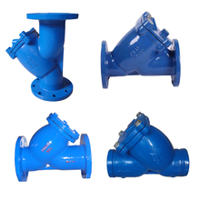 Ductile Iron Y Strainer Valves for water